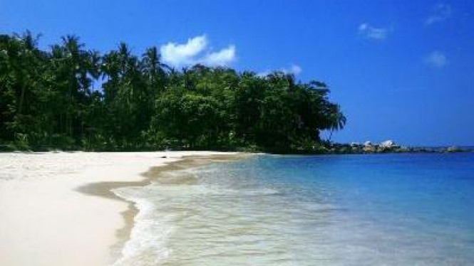 Pantai Freedom di Thailand