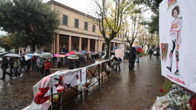 Fans Marco Simoncelli