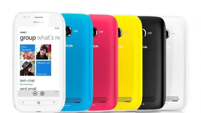 smartphone Nokia Lumia 710