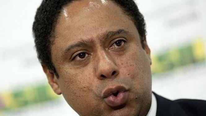 Menteri olahraga Brazil, Orlando Silva