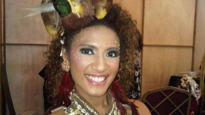 Miss Papua, Augusthine Ariella Nere