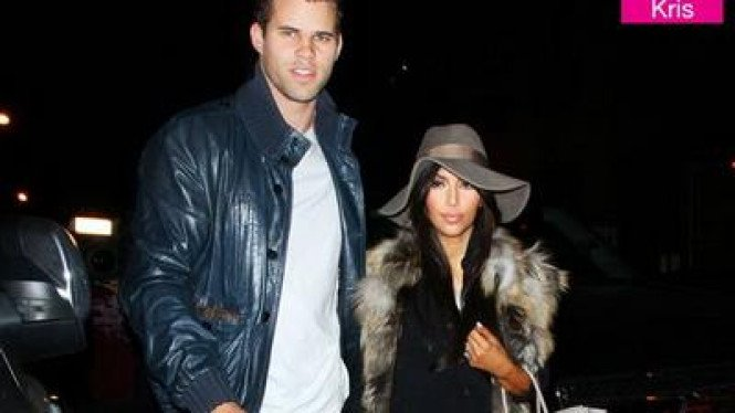 Kris Humphries dan Kim Kardashian