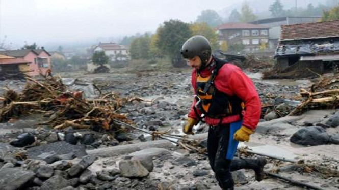 Banjir di Italia