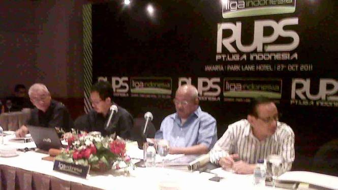 RUPS PT Liga Indonesia