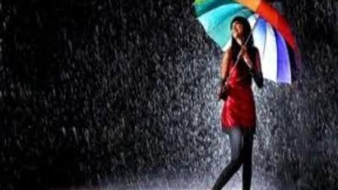 Menawan saat musim hujan