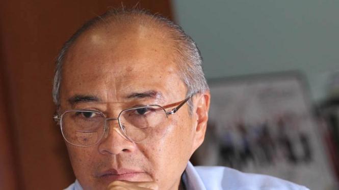 Ketua UKP4 Kuntoro Mangkusubroto