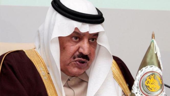 Putra mahkota Arab Saudi, Nayef bin Abdulaziz