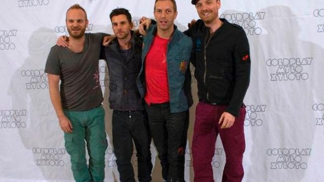 Coldplay - Reuters