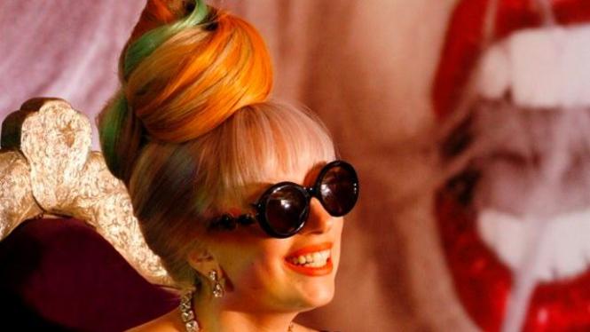 Lady Gaga di India