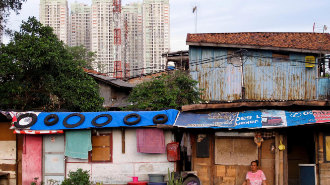 Warga Miskin Jakarta