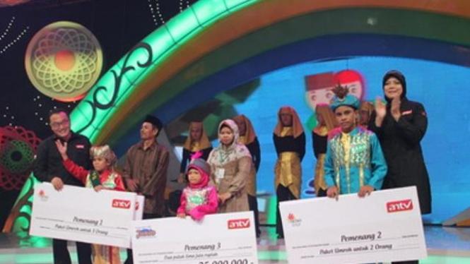 Pemenang Pildacil ANTV 2011
