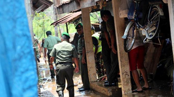 Banjir Pondok Labu