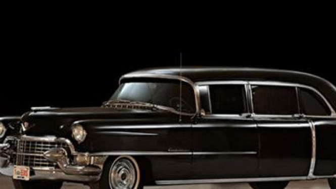Cadillac Elvis Presley