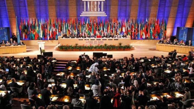 UNESCO Resmi Akui Palestina Sebagai Anggota