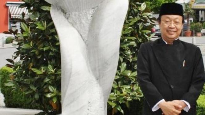 Dubes RI untuk Swiss, Djoko Susilo