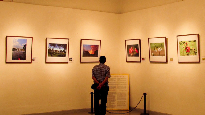 Pameran Fotografi Ibu Ani Yudhoyono