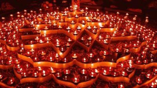 Festival Deepwali atau Diwali