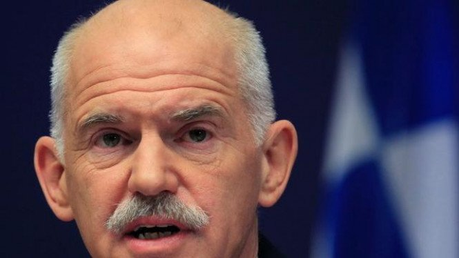 PM Yunani George Papandreou