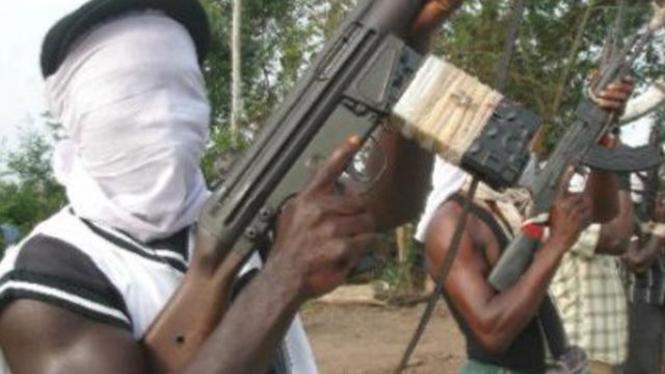 Pasukan pemberontak Nigeria