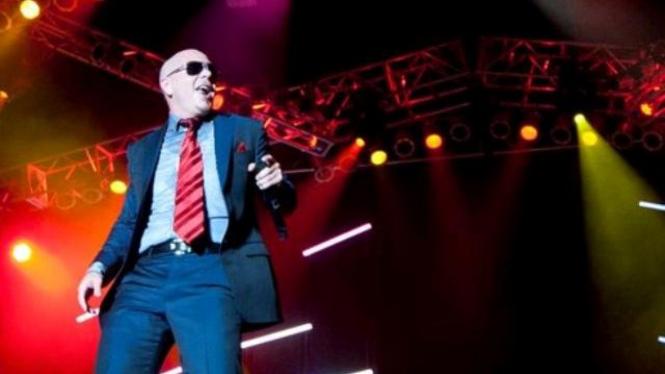 Penyanyi Rap Pitbull