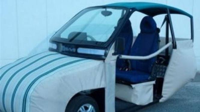 Mobil listrik iSAVE-SC1
