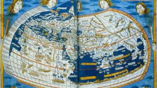 Peta Ptolemius