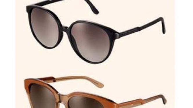 Kacamata cantik dari Biji Jarak