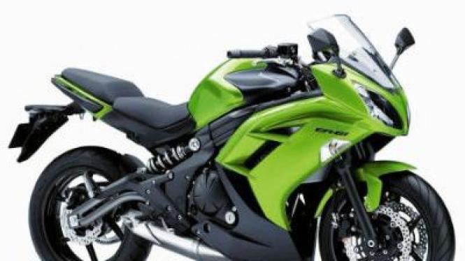 Kawasaki Ninja 650R versi 2012