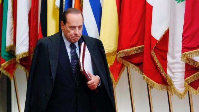 PM Italia Silvio Berlusconi