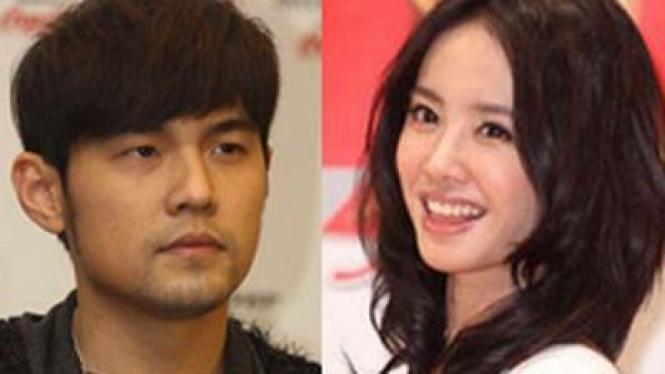 Jay Chou dan Jolin Tsai