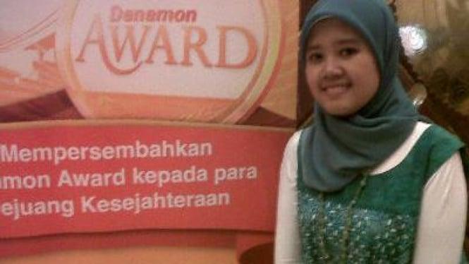 Pemenang Danamon Award 2011 Khilda Baiti Rohmah