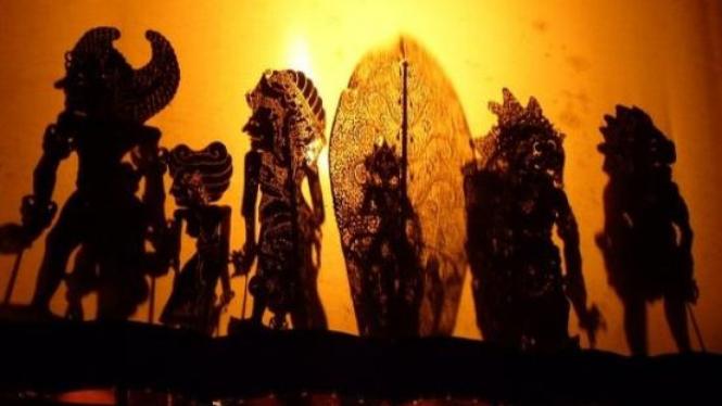 Ilustrasi/Seni tradisional wayang