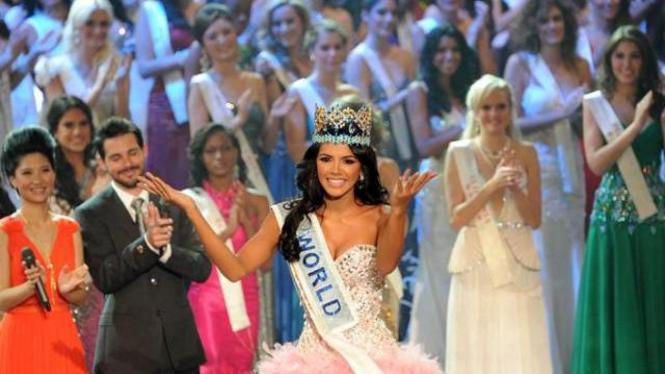 Miss World 2011 Ivian Sarcos