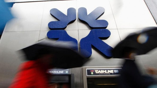 Royal Bank of Scotland (RBS).