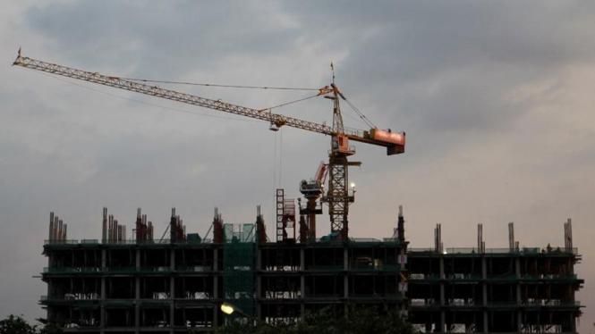 Pengerjaan Konstruksi Bangunan di Jakarta (infrastruktur)