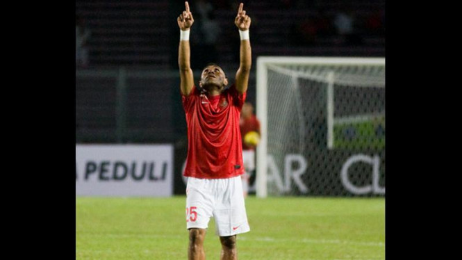Indonesia VS Kamboja Di Sea Games 2011