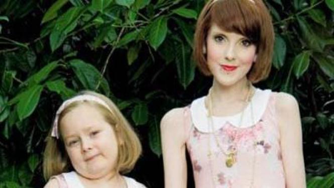 Rebecca Jones dan Putrinya