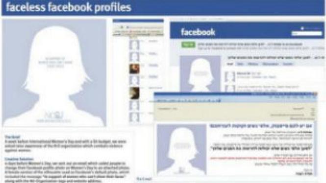 Faceless Facebook