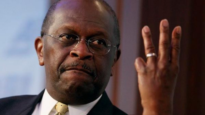 Herman Cain, kandidat Presiden AS dari Partai Republik