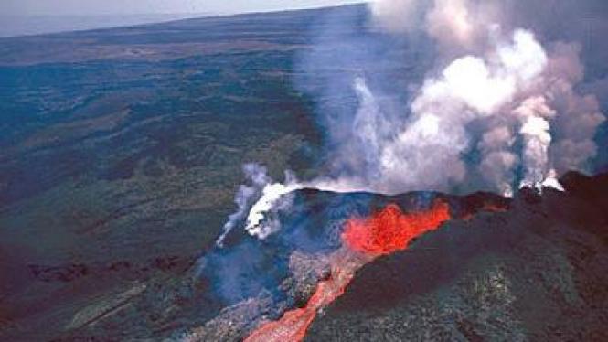 Gunung Api Taal, Filipina
