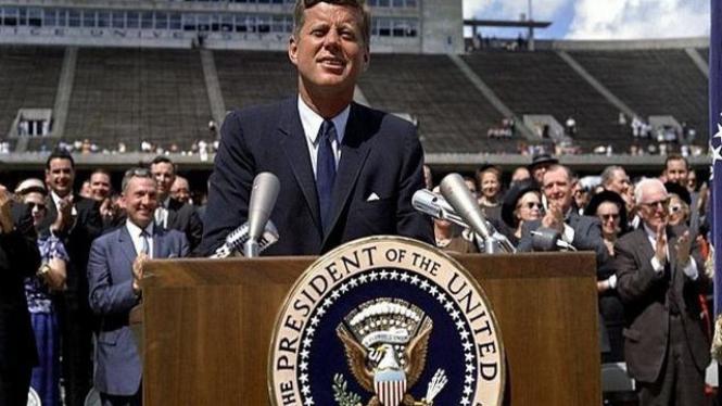 Presiden AS, John F. Kennedy