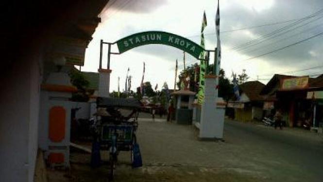 Stasiun Kroya