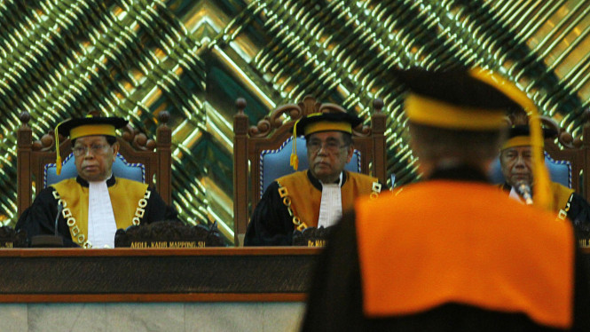 Pelantikan Hakim Agung