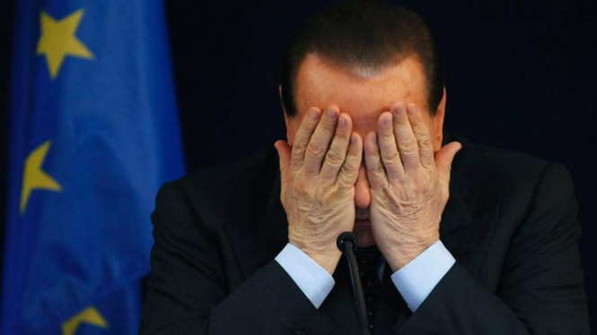 Presiden AC Milan, Silvio Berlusconi