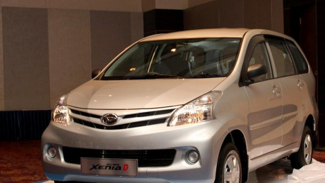 Peluncuran All New Xenia