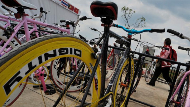 Alat Transportasi Sea Games Di Palembang