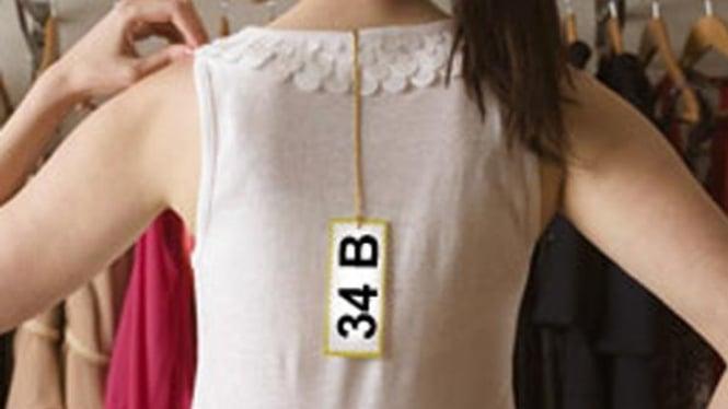 ukuran bra