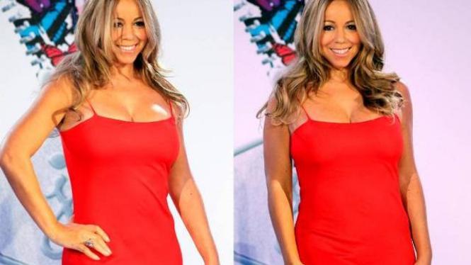 Mariah Carey Setelah Melahirkan