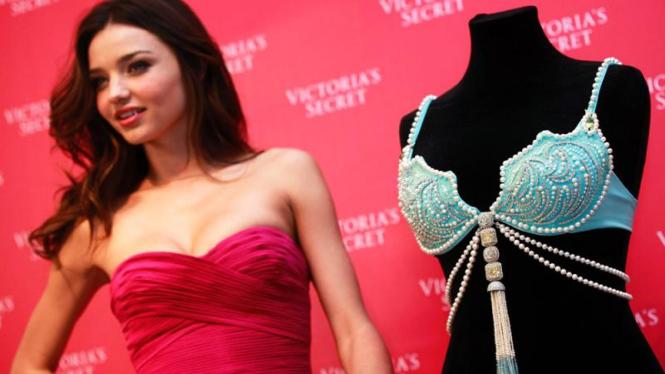 Fantasy Treasure Bra produksi Victoria's Secret
