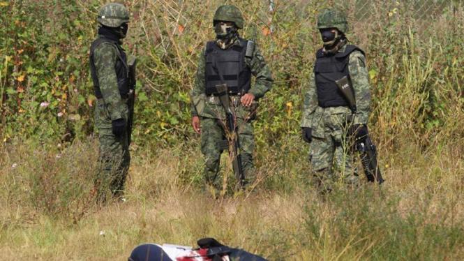Kartel narkoba Ksatria Templar di Meksiko
